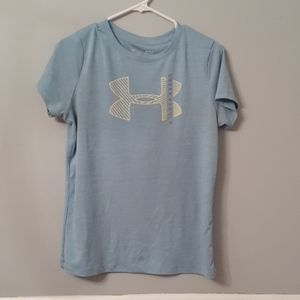 2 Under Armour Athletic Shirts